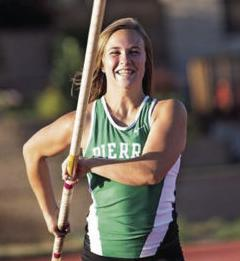 Sophie Bullard to compete in Down Under Sports Track and Field Meet