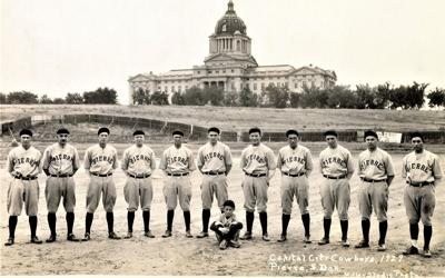 Down by the Old Missouri - baseball