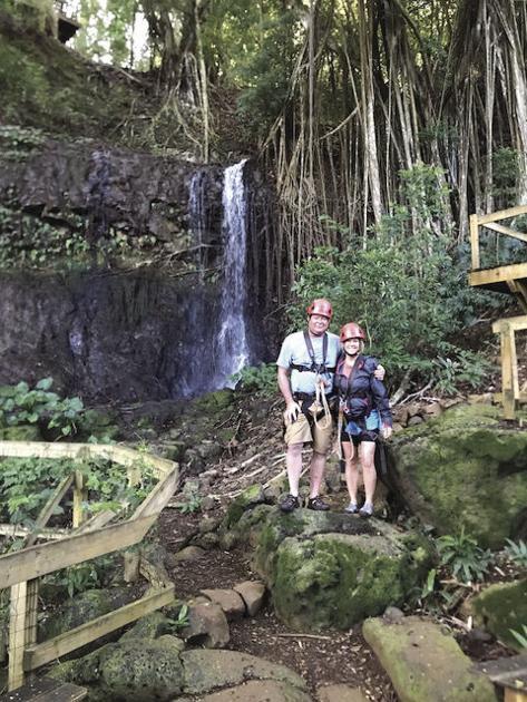 Pierre woman zips through ballistic missile alert in Hawaii