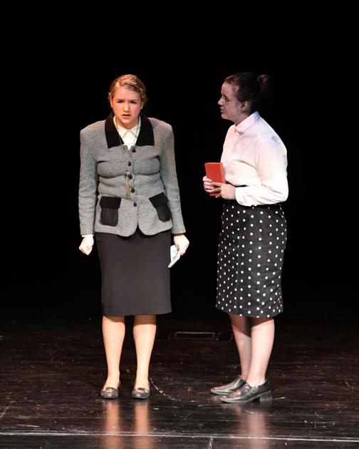 Area actors awarded at state One Act Play festival