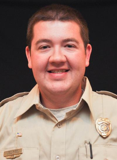 Salem's Talbert is Conservation Officer of the Year
