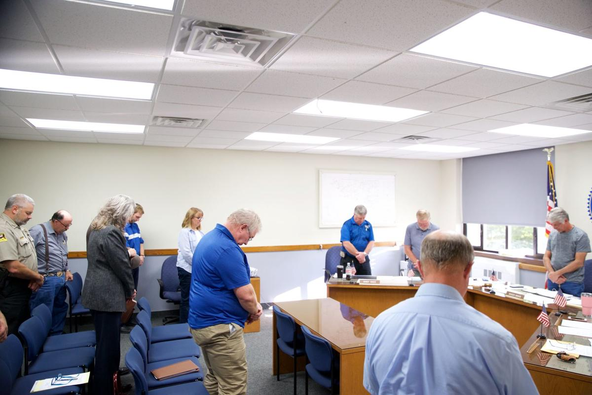 County Commission meeting: All in agreement, no nay sayers (photo 2)