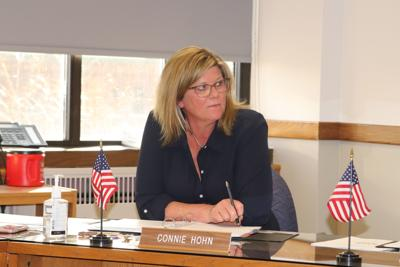 Commissioner Connie Hohn