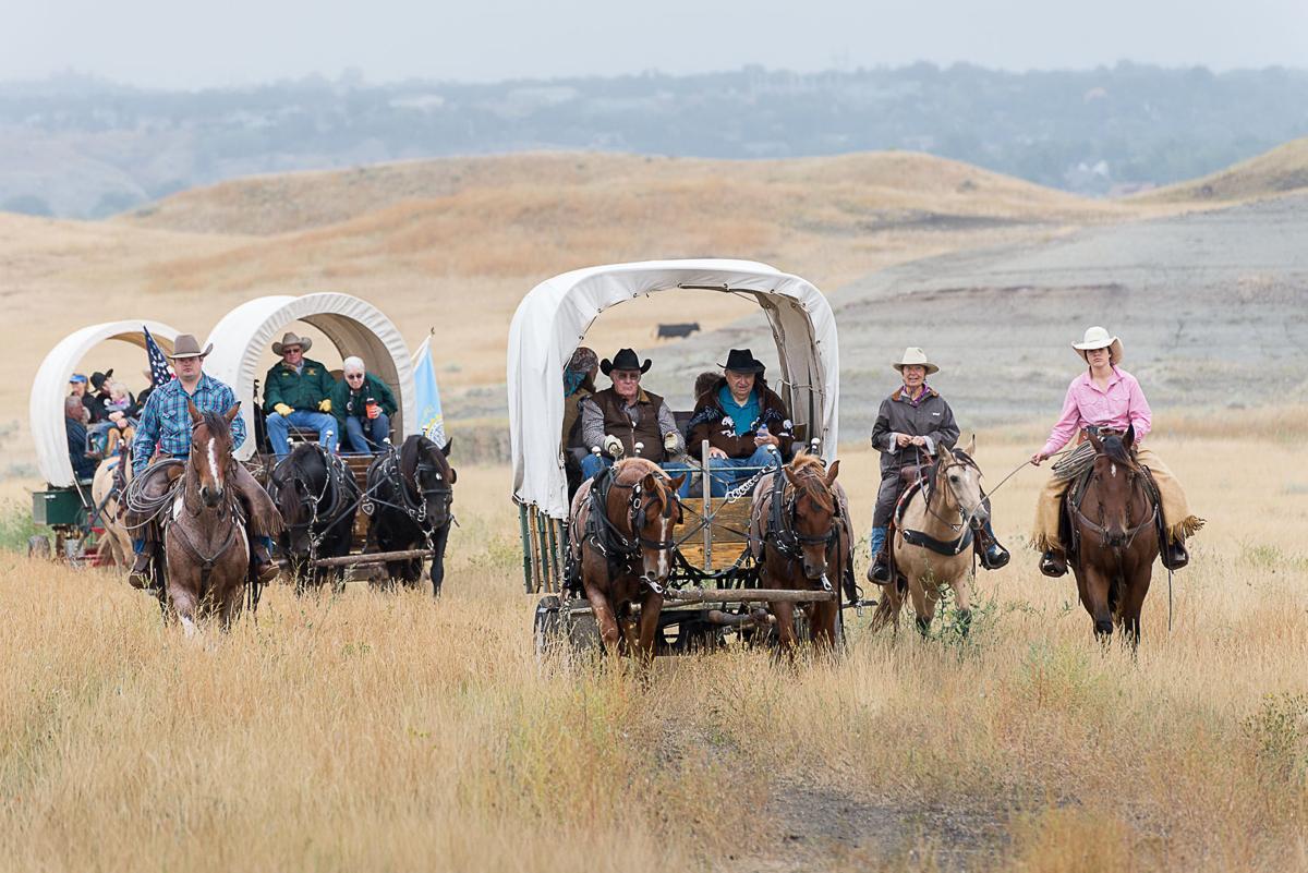 wagons ho