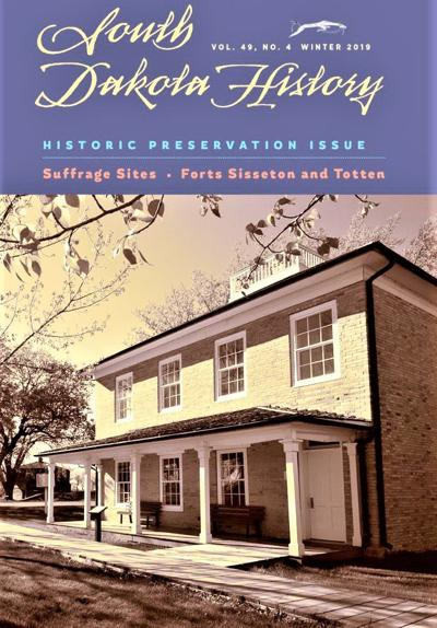 """Suffrage sites, army forts highlighted in """"South Dakota History"""""""