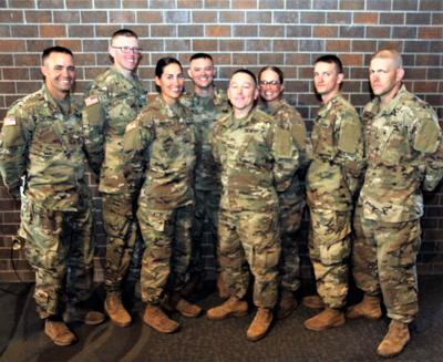 Officer Candidate School graduates 92 soldiers, 8 South Dakotans