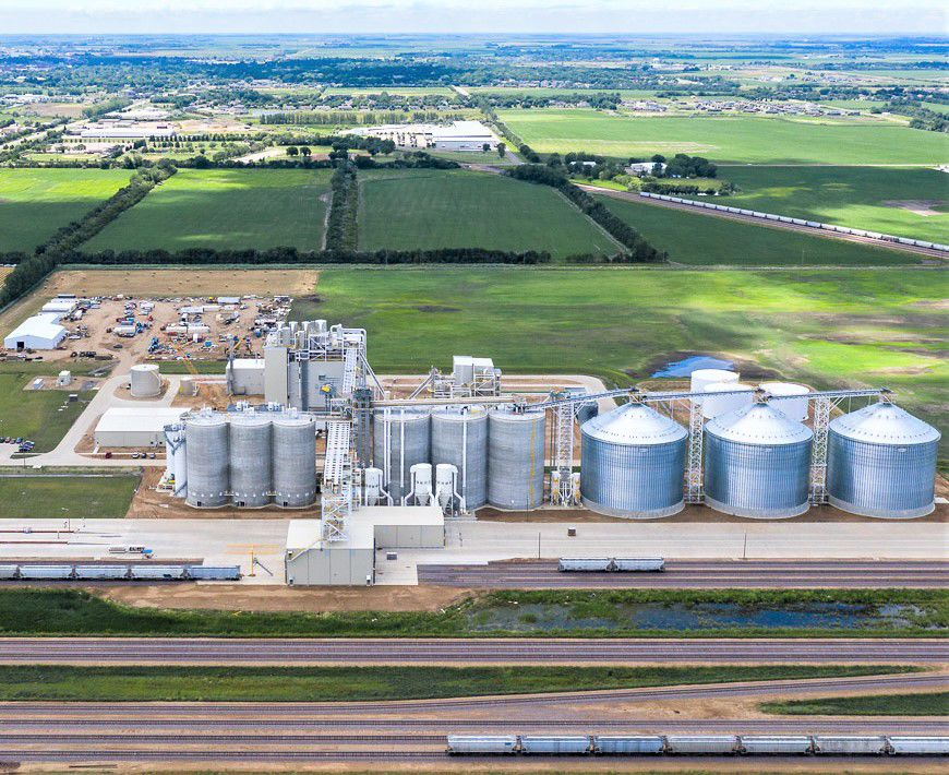 Ag Processing Inc. soybean facility near Aberdeen holds open house