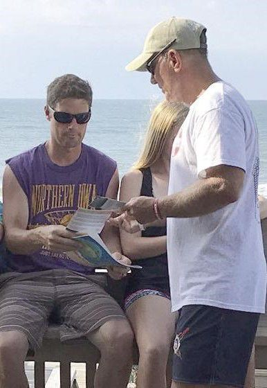 Emerald Isle resident continues crusade to spread ocean safety knowledge