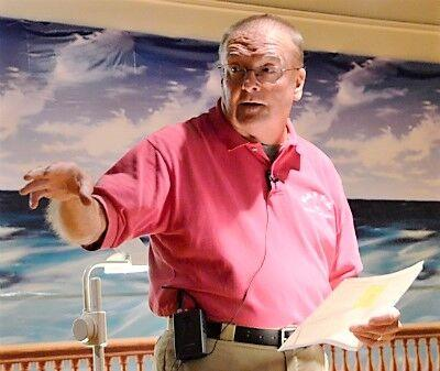 Carteret County's Kemp to delight audience at New Bern Historical Society