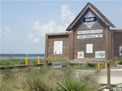 Emerald Isle to explore moving boat-launch channel to combat erosion