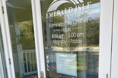 Emerald Isle administration building to remain closed to public indefinitely