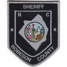 Robeson County Sheriff
