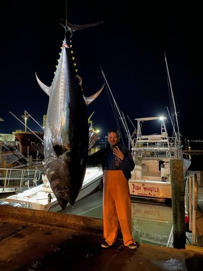 Bluefin tuna season off to a good start in Carteret County
