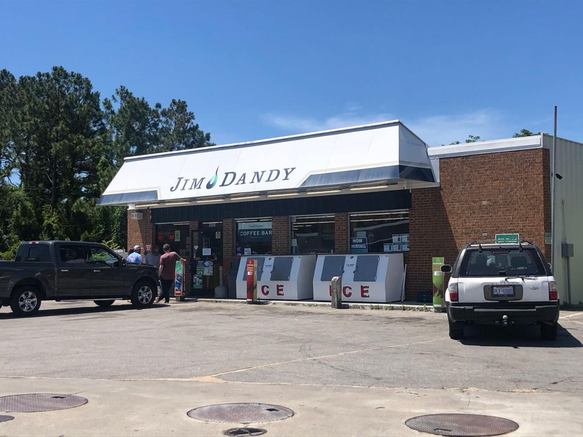Morehead City police investigate Wednesday morning robbery of Jim Dandy