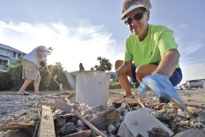 Town finishes cleanup