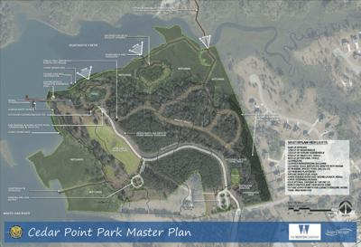Cedar Point seeks name, unveils trails