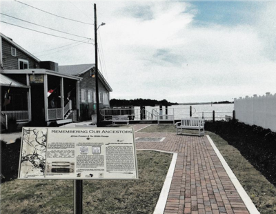 Beaufort HPC approves signage to mark Topsail Park as port of entry in trans-Atlantic slave trade