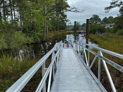 Cape Carteret to open paddle-vessel launch facility off Highway 58 Tuesday