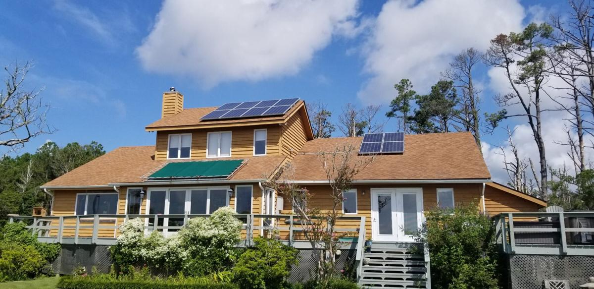 National Solar Tour features 5 solar-powered Carteret County sites Saturday
