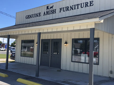 Genuine Amish Furniture, At 1622 Live Oak St. In Beaufort, Officially Opens  For Business Next Month With The Arrival Of Amish Made Furniture Sets.