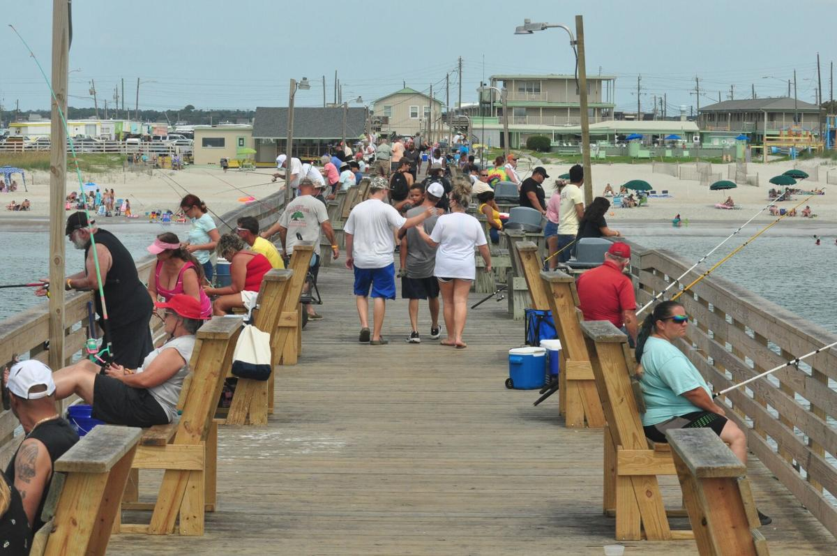 July breaks all-time occupancy tax revenue record for Carteret County