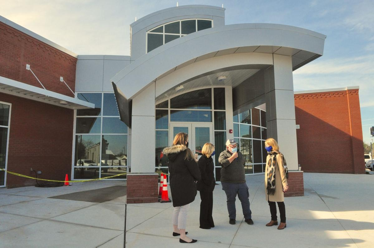 Community college demos culinary building in preparation for new facility opening