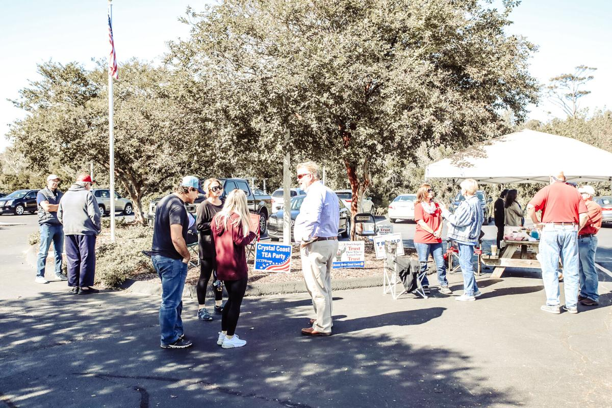 Election Day in Carteret County - Part 3 - Emerald Isle 1.jpg