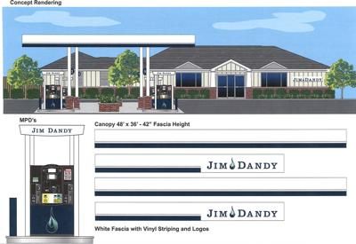 Company president says Jim Dandy store, gas station on Lennoxville Road will provide 'needed service'