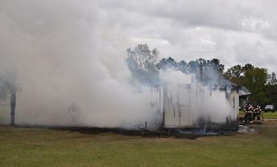 Fire destroys workshop in Newport