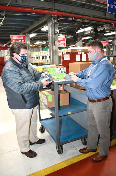 FRC East passes Navy audit with new inventory system