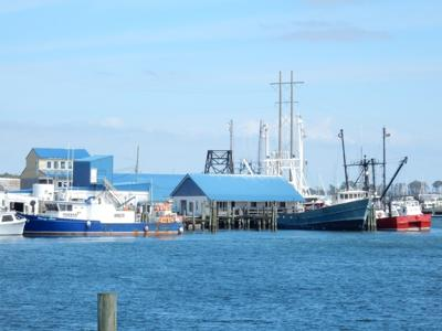 CARES Act support for fishermen, seafood dealers may come this spring
