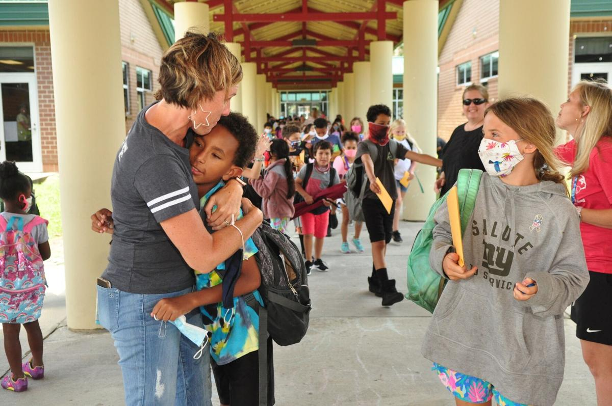 GALLERY: Students, teachers celebrate as 2020-21 school year comes to an end