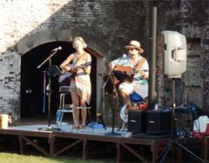 Wild Honey to perform at Fort Macon