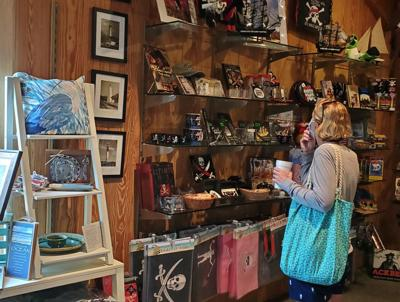 Maritime Museum gift shop reopens to the public