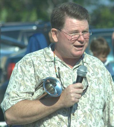 Mayor Ken Jones
