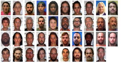 CCSO announces 'Operation One by One,' charges 39 people