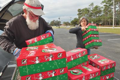 Operation Christmas Child Labels 2019.Operation Christmas Child Collection Continues News