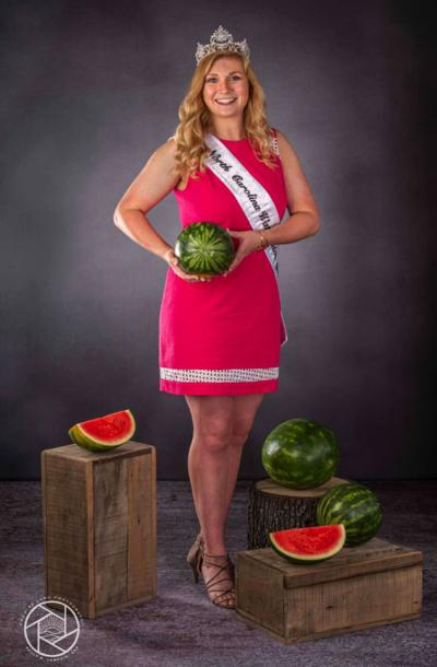 Morehead City resident named NC watermelon queen