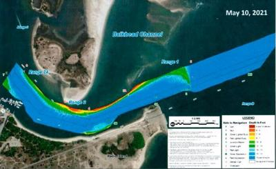 Bulkhead Channel dredging scheduled for early October