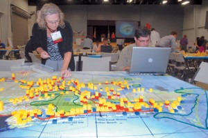 Carteret representatives among 300 at EnvisionEast 2050