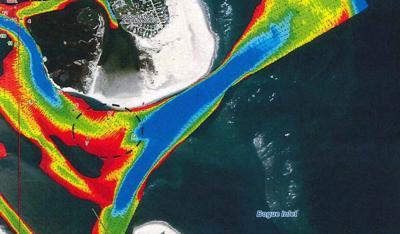 Bogue Inlet dredging set for spring; Cape Carteret pitches in money