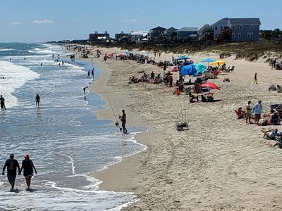 Emerald Isle to reopen 3 beach accesses Saturday
