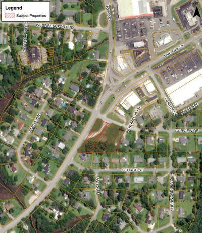 Beaufort planners recommend multi-family zoning near Highway 101, Live Oak Street intersection