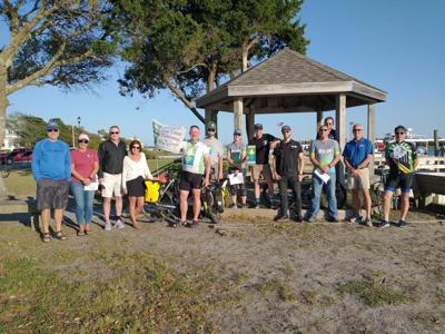 Coastal Bike Impact seeks support for development of countywide bicycle, pedestrian network