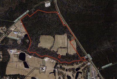 County commissioners rezone 156 acres near Peletier for recreational camper park
