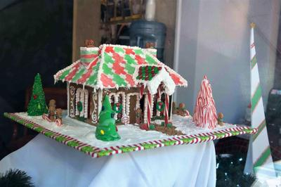Fourth annual Gingerbread House Contest going virtual