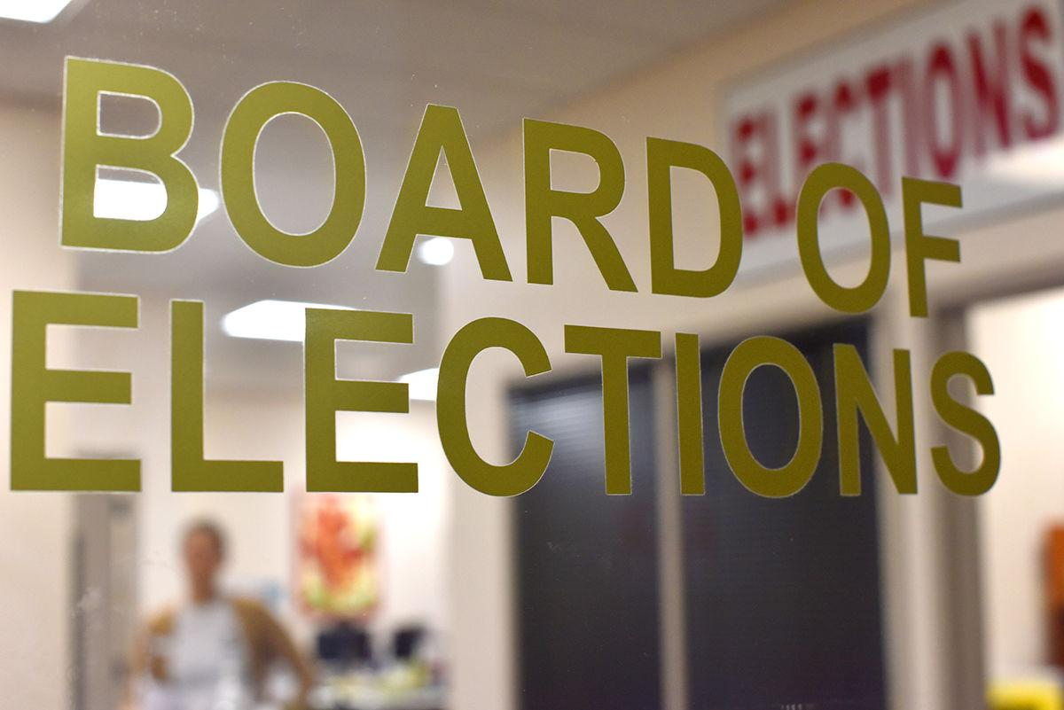 Board of Elections office