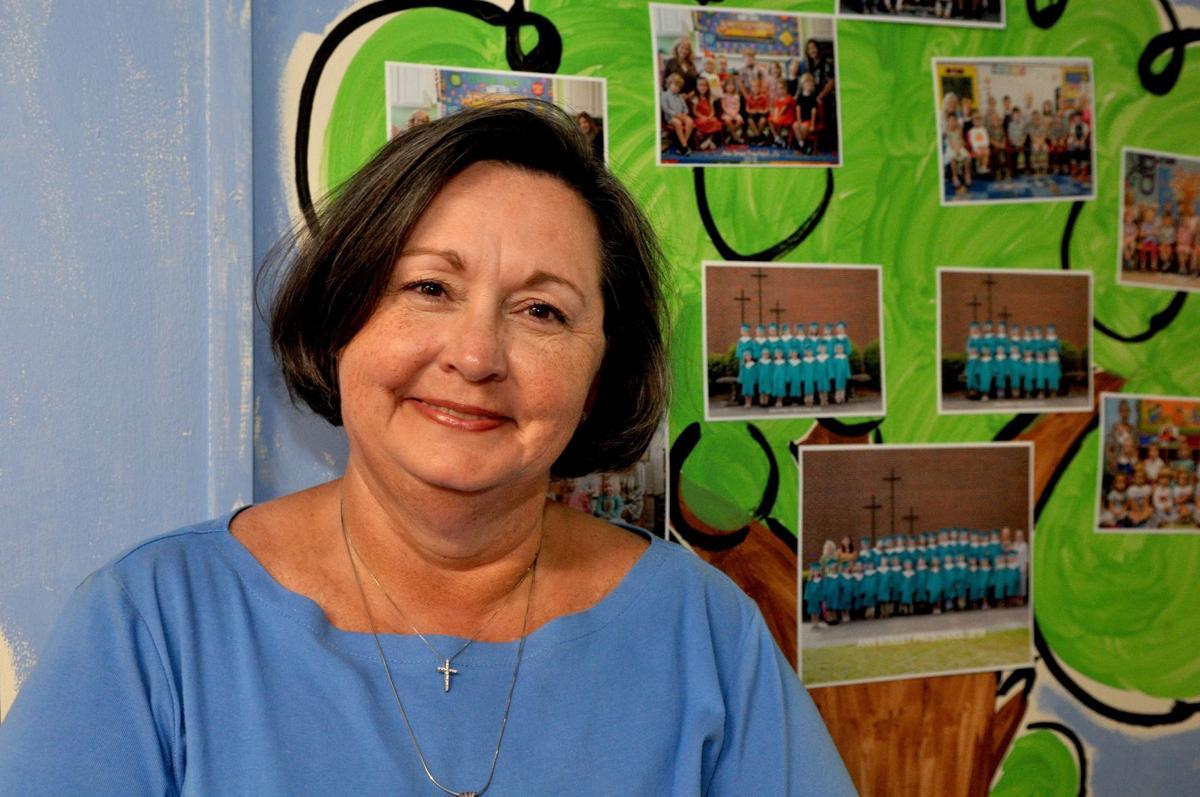 Cathy Brandt retires