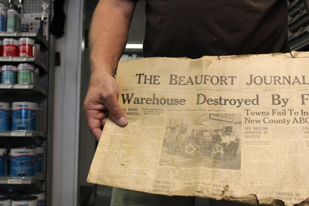 The Beaufort Journal