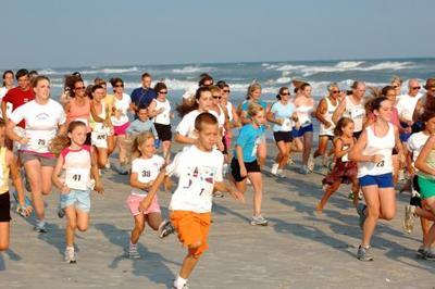 Third beach run draws 173 entrants | Sports